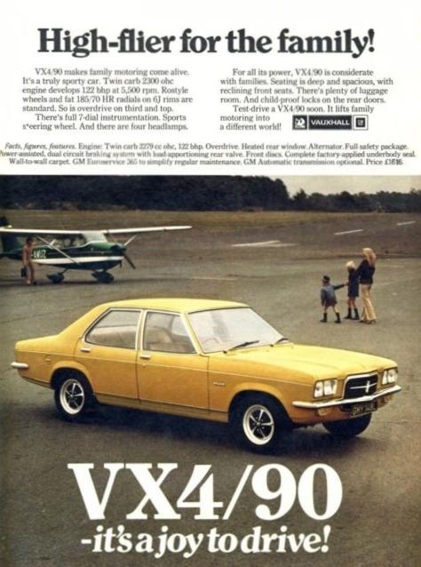 vx490 FE advert1973