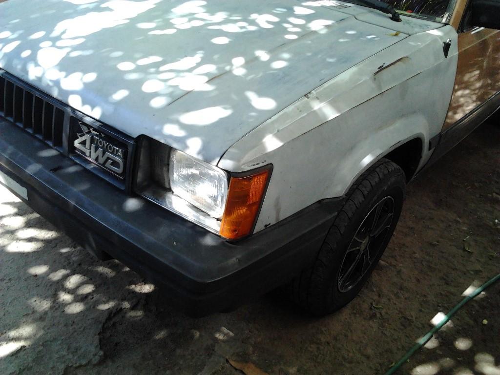 Coal Capsule 1983 Toyota Tercel 4wd Fourth Times A Charm 1990 Hatchback