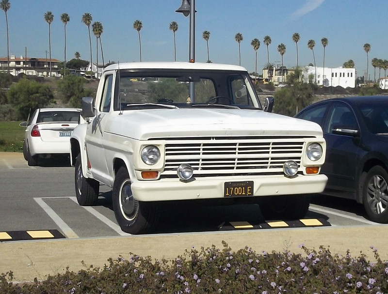 Curbside Classic: 1968 Ford Pickup – A Truck You\'d Be Proud To Own