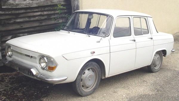 1968 Renault 10-2