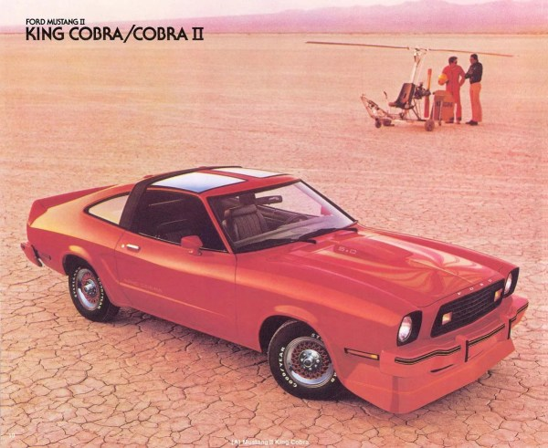 1978 Ford Mustang II-10