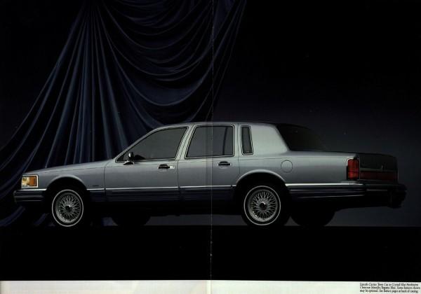 1990 Lincoln Town Car-13