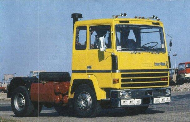 Berliet TR 1978