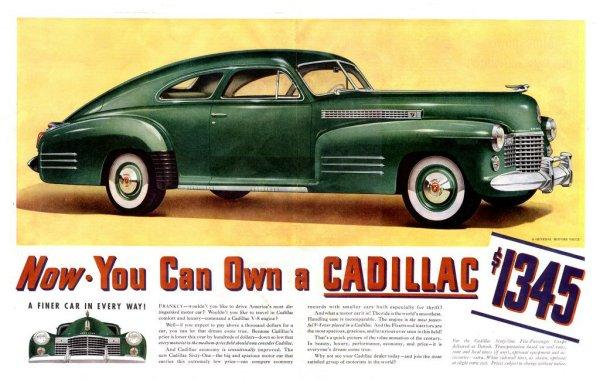 Cadillac 1941 Ad-02