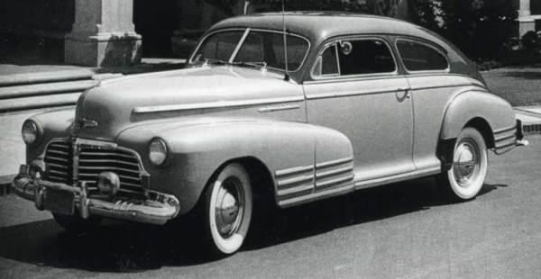 Chevrolet 1942 fleetline