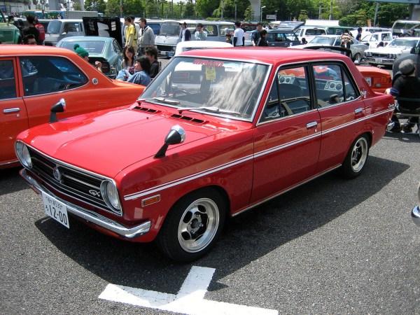 Datsun Sunny 4 door