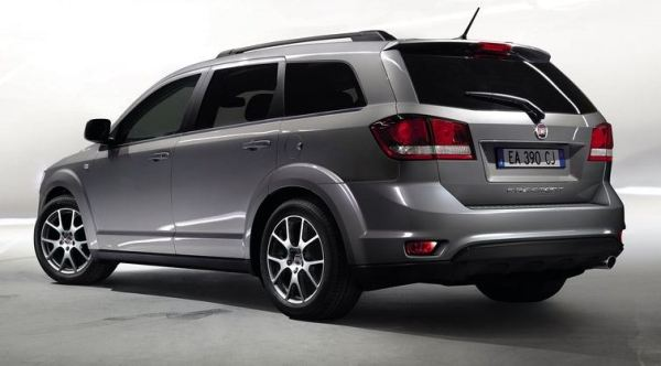 Fiat Freemont Dodge Journey pict