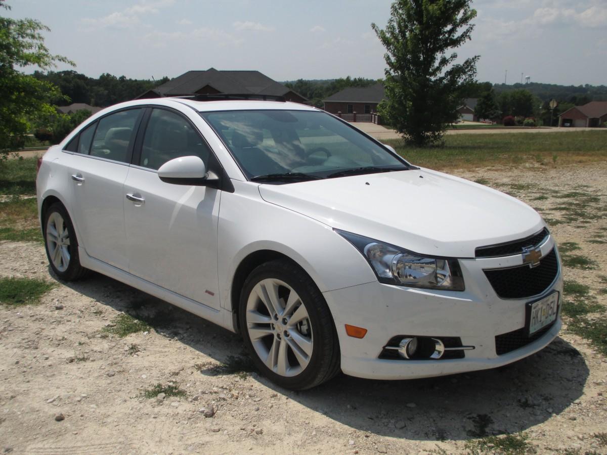Cruze chevy cruze ltz rs : Curbside Rental Service: 2014 Chevrolet Cruze LTZ – This Isn't ...