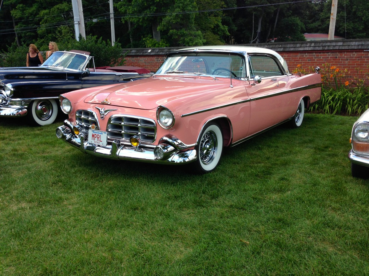 Groovy Car Show Classic 1956 Imperial Southampton 2 Door Hardtop Wiring Cloud Hisonuggs Outletorg