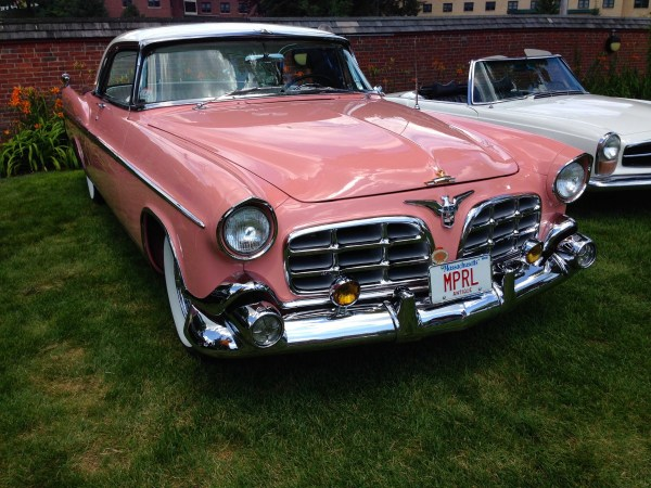 Phenomenal Car Show Classic 1956 Imperial Southampton 2 Door Hardtop Wiring Cloud Hisonuggs Outletorg