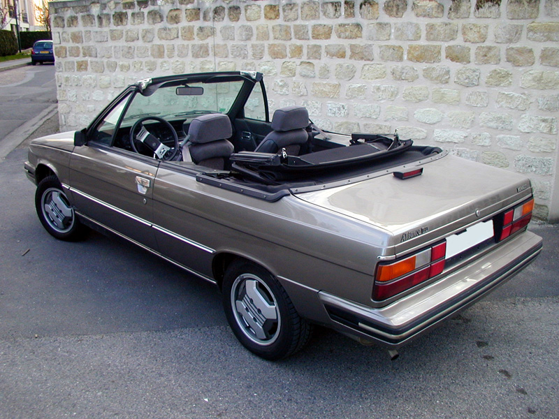 Image Result For Curbside Classic Renault Alliance Convertible
