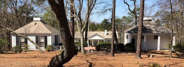 USA-Georgia-Warm_Springs-Little_White_House_grounds