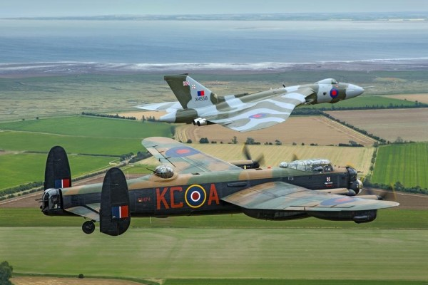lancaster with vulcan