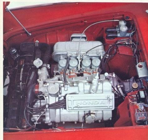 s600 engine