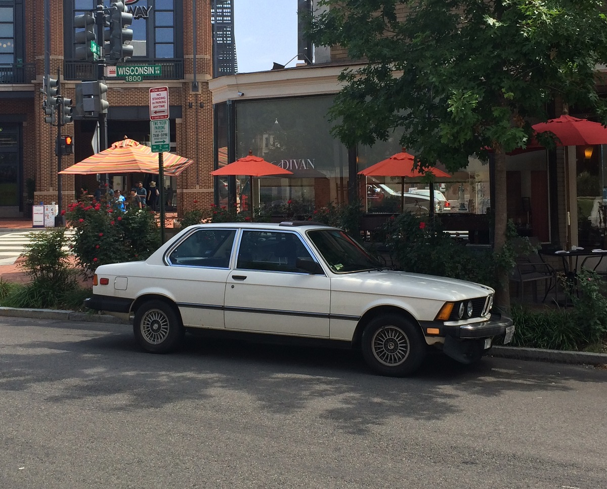 Curbside Classic: 1977-83 BMW 320i (E21) – The Ur-Ultimate Driving Machine