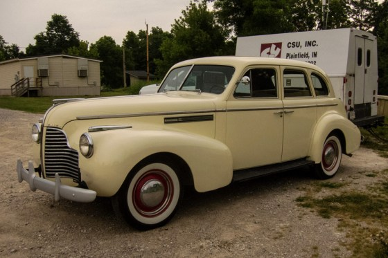 1940 Buick Special c