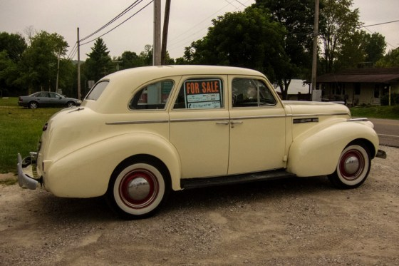 1940 Buick Special i