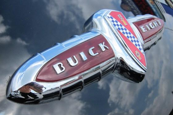 1941 Buick Super b