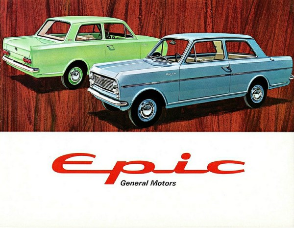 1964 Envoy Epic ad