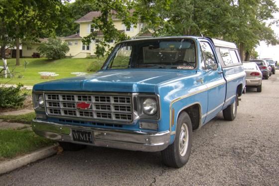 1977 Chevrolet C10 a