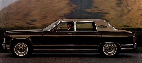 What If 1978 Lincoln Continental Town Car City