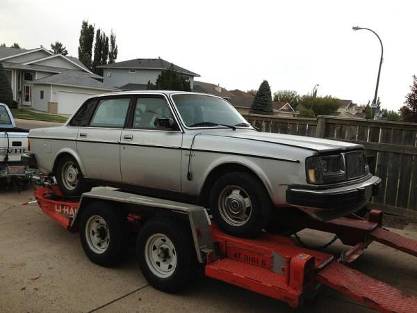 1984 Volvo 244 GLE 1