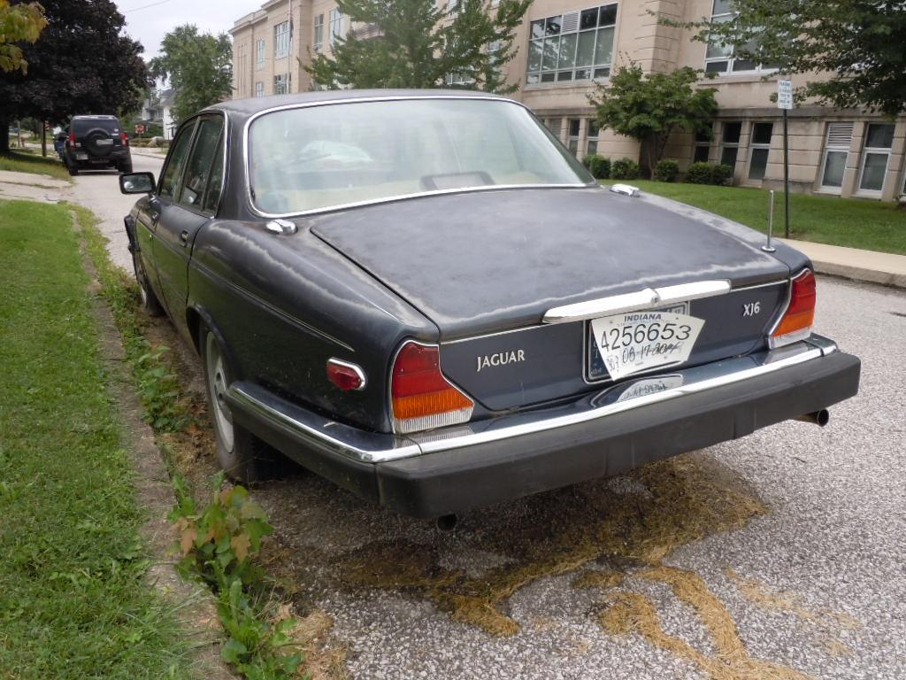 CC Capsule: 1986 Jaguar XJ6 - Destined For Abandonment