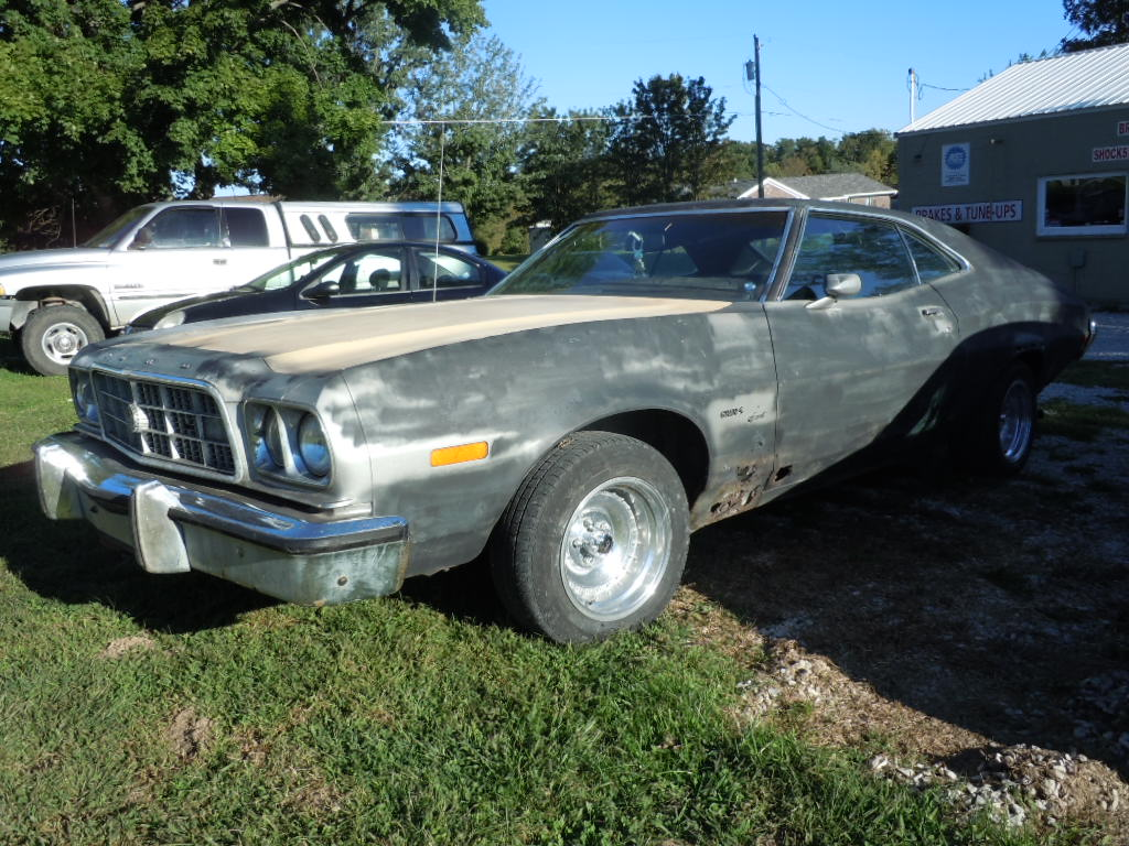 "CC For Sale Capsule: 1973 Ford ""Gran To"" Fastback – What We"