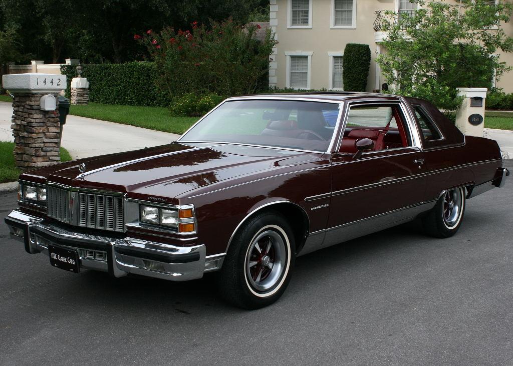 eBay Find: 1979 Pontiac Bonneville Landau – Daddy\'s Home