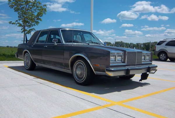 Curbside Classic: 1988 Chrysler Fifth Avenue – The Volaré