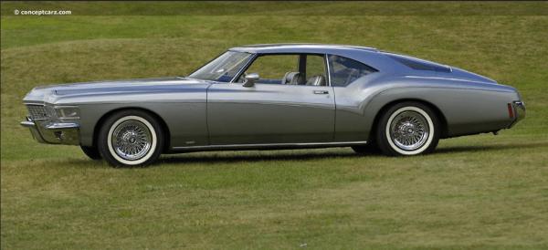 Buick Riviera Solver Arrow III