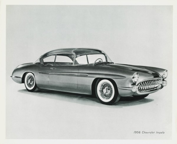 Chevrolet 1956 Impala _Motorama_Experimental_Car_01