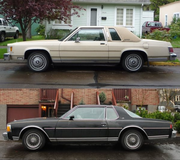 Chevrolet 1979 LTD comparison