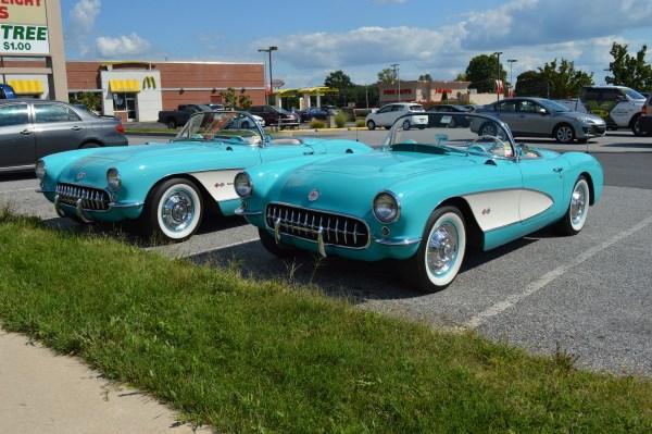 Corvette 1957 2 sfq