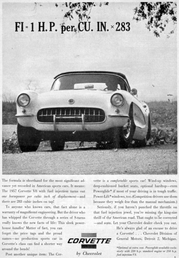 Corvette 1957 Ad-03