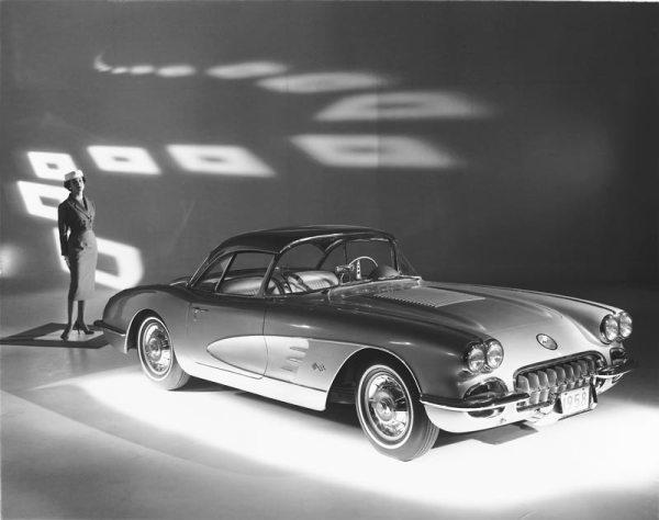 Corvette 1958 gm-photo_a