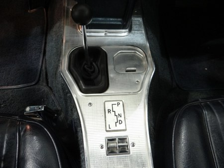 Corvette 1963 automatic shifter pic