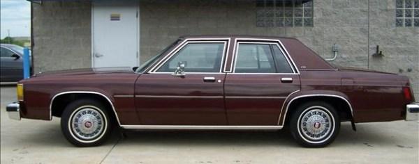 Ford 1981 LTD 81