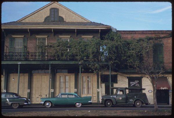 New Orleans 1959 cushman