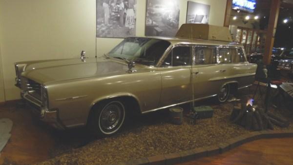 Parisienne Wagon