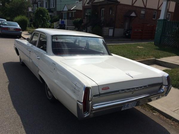 Pontiac 1964 Laurentian rq