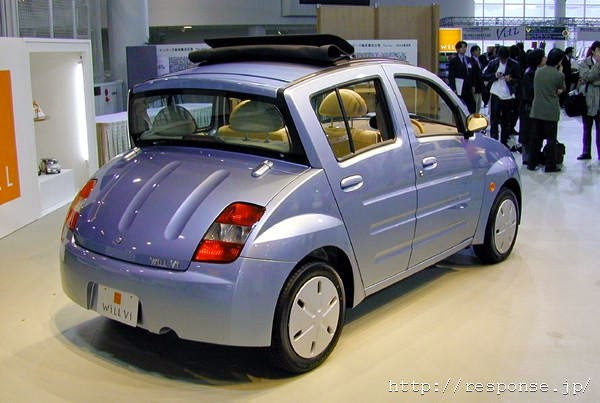Toyota Will Vi NCP40 (2)