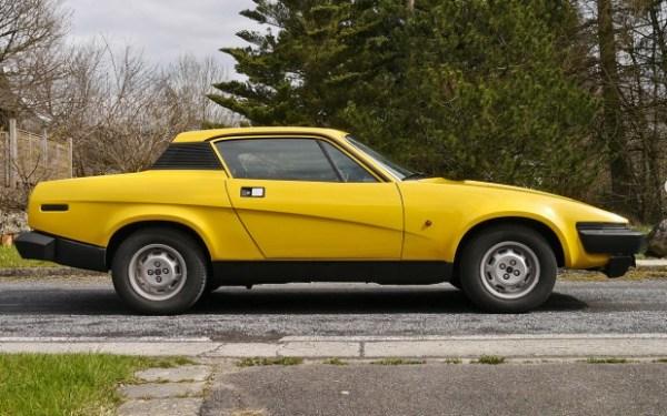 Triumpph TR7 coupe