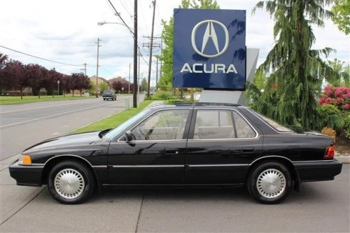 1989 Acura Legend LS