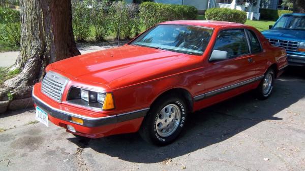 84 turbo coupe - tom