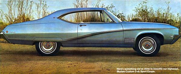 Buick 1968 skylark br