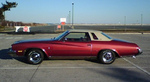 Buick 1977 Century coupe