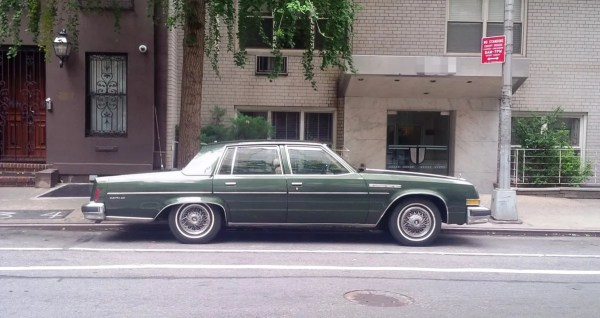 Buick 1977 Electra In Manhattan 1200
