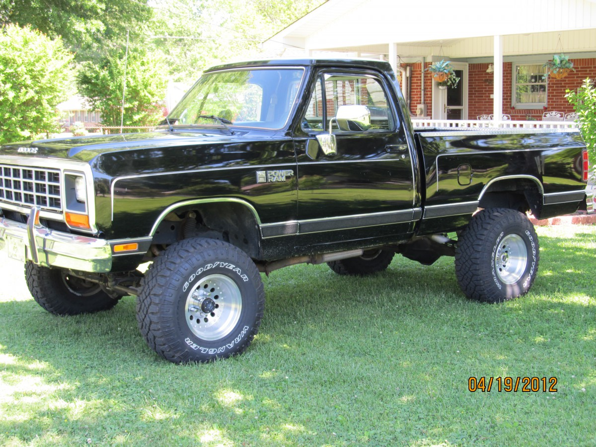 COAL 1984 Dodge Power Ram  The Seed Of Mopar Mania Is Planted