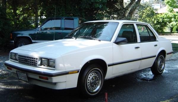 Chevrolet 1987 Cavalier
